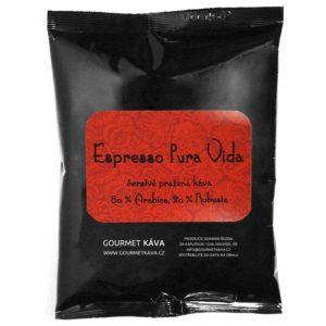 Espresso zmes Pura Vida, zrnková káva