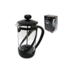 French press 350ml kanvica (čierna)
