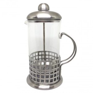 French press 600ml Kaffia Gourmet nerez