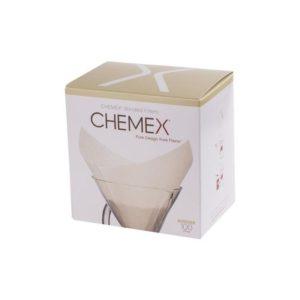 Papierové filtre Chemex 6-10 šálok