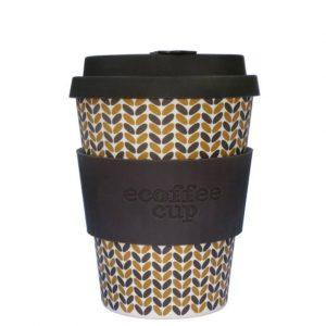 Bambusový hrnček Ecoffee Threadneedle 340ml