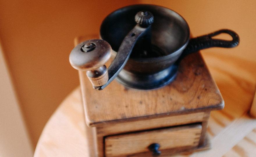 Ako vybrať mlynček na kávu