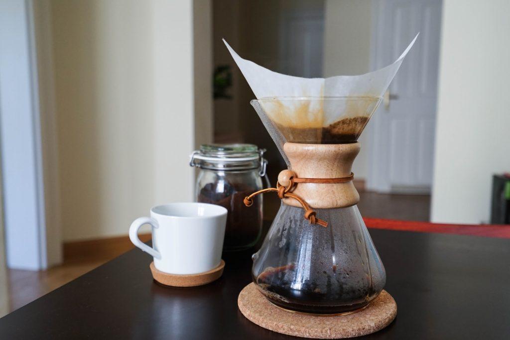Ako filtrovať vodu na kávu?